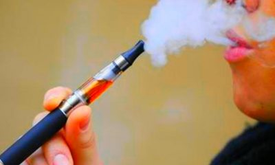 Central Govt Bans E-Cigaratte