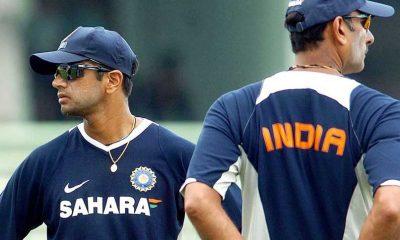 இந்திய கிரிக்கெட் அணியின் பயிற்சியாளராகிறாரா ராகுல் டிராவிட்?