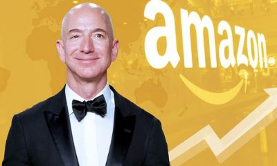 Jeff Bezos' wealth drops by $9 bn to $145 bn in a single day