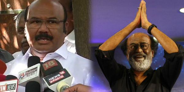 Minister Jayakumar Comments On Rajinikanth's Satement On Sabarimala