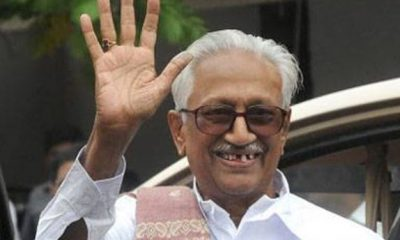 DMK's K Anbazhagan Hospitalised In Apollo Hospital, Stalin Inquiry