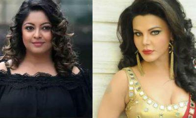 MeToo Fame Tanushree Dutta Is A Lesbian, She Raped Me 10 Years Ago - Rakhi Sawant