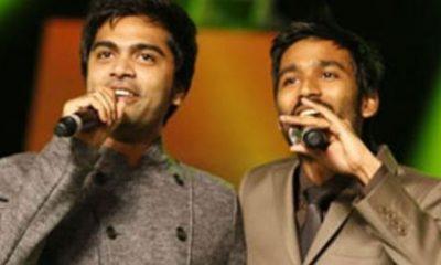 Simbu's Wishes To Dhanush, Vetrimaran And Vada Chennai Team