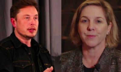 Elon Musk replaced as Tesla's Chairman by Robyn Denholm with immediate effect