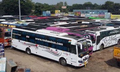 Omni Bus Will Take Relief Material Free To Cyclone Affected Districts