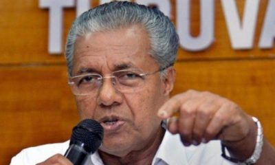 Kerala CM's Tamil tweet on Gaja relief is the best you can see today!