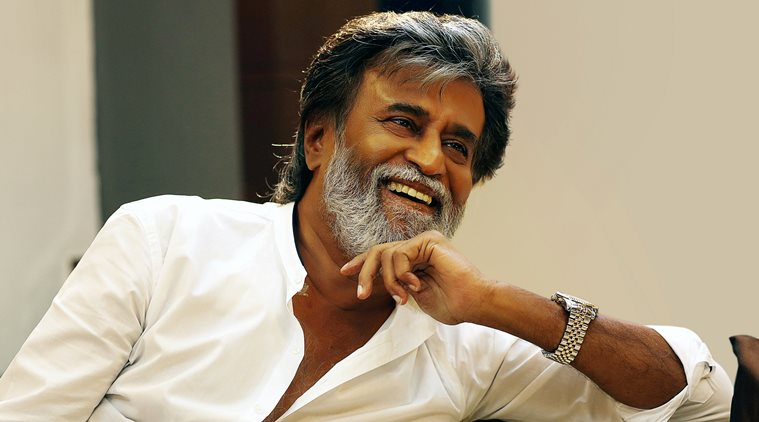 Tamilnadu has a huge political vaccum says Rajinikanth