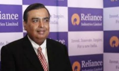 Mukesh Ambani in Reliance Industries