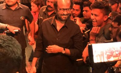 Rajinikanth in Darbar Audio Launch