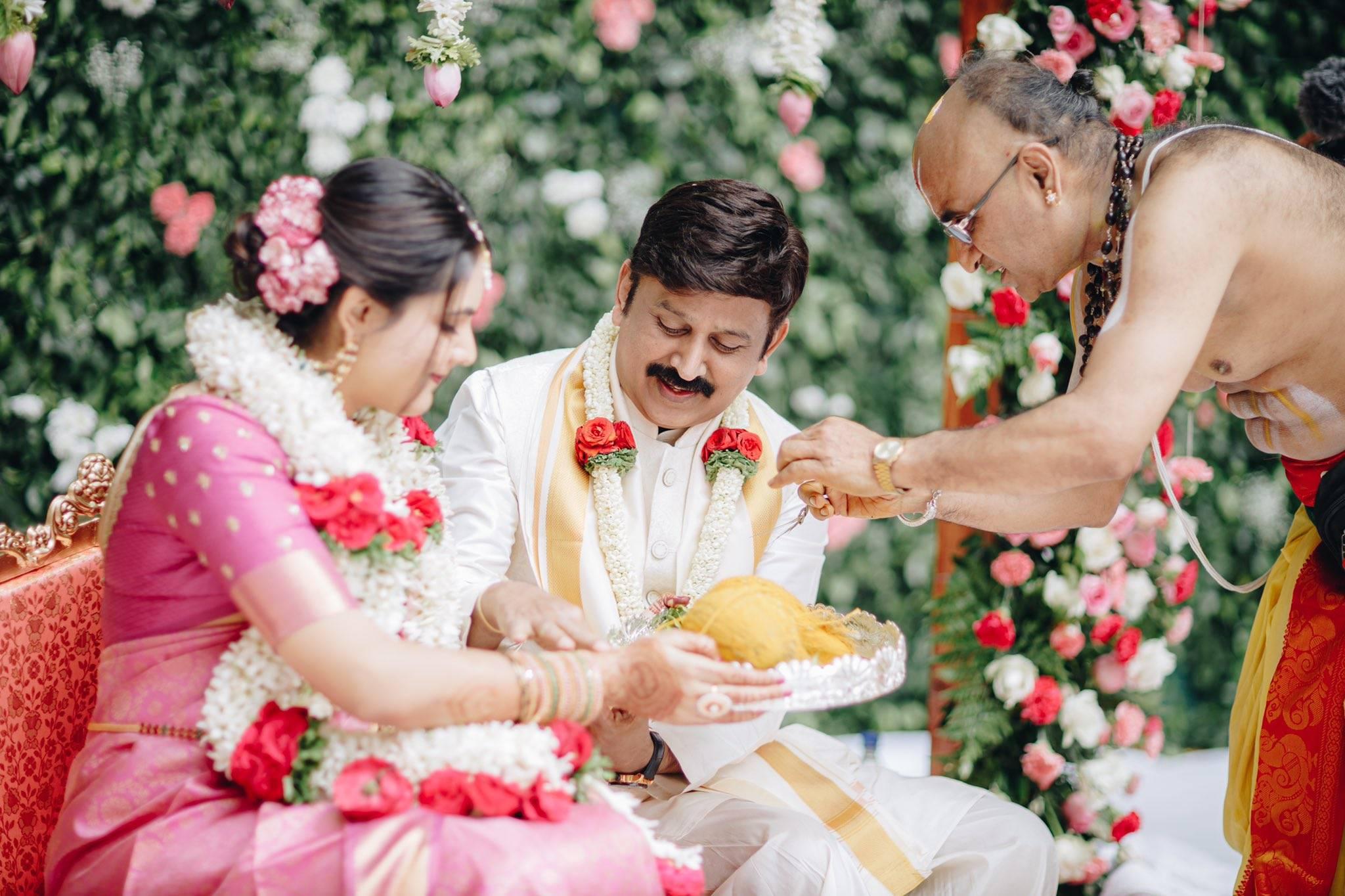 Ramesh Aravind Daughter NIharika Wedding