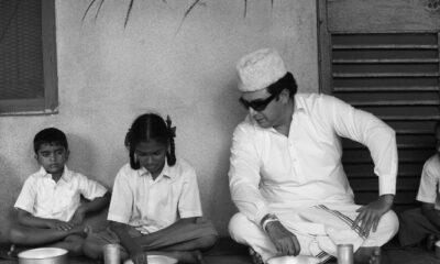Arvind Swamy as MGR