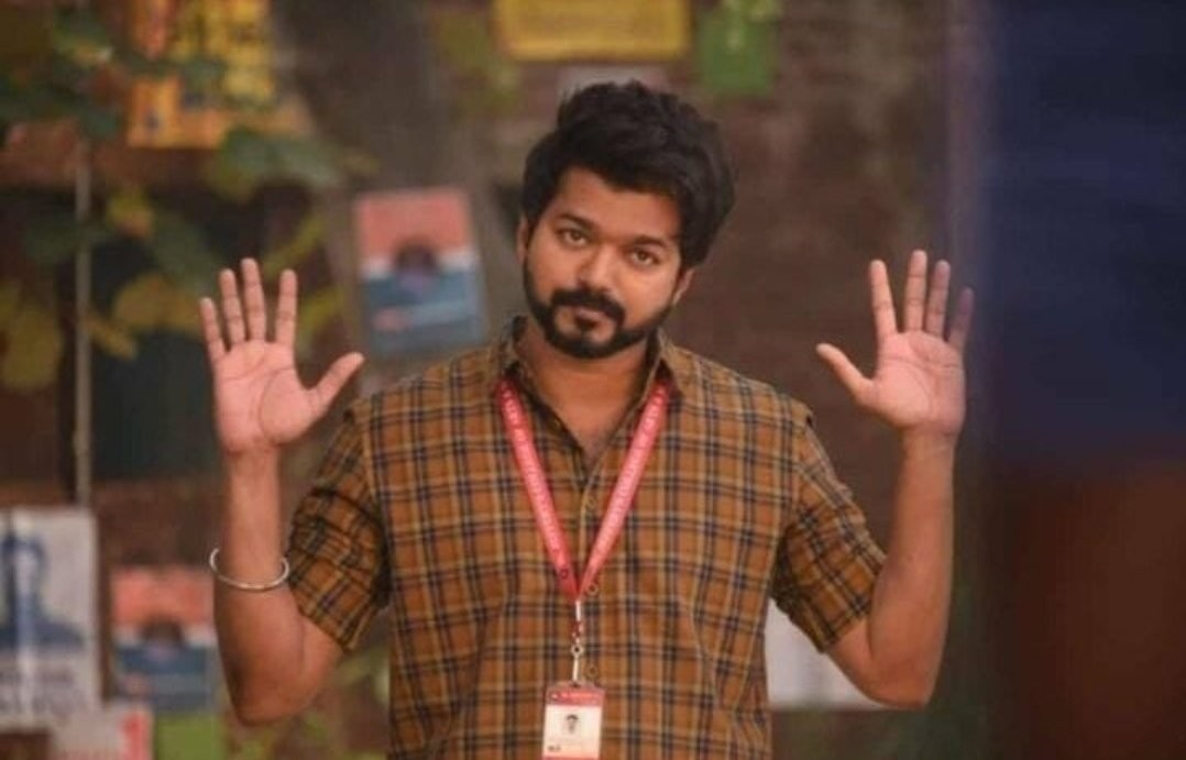VIjay in Master 3