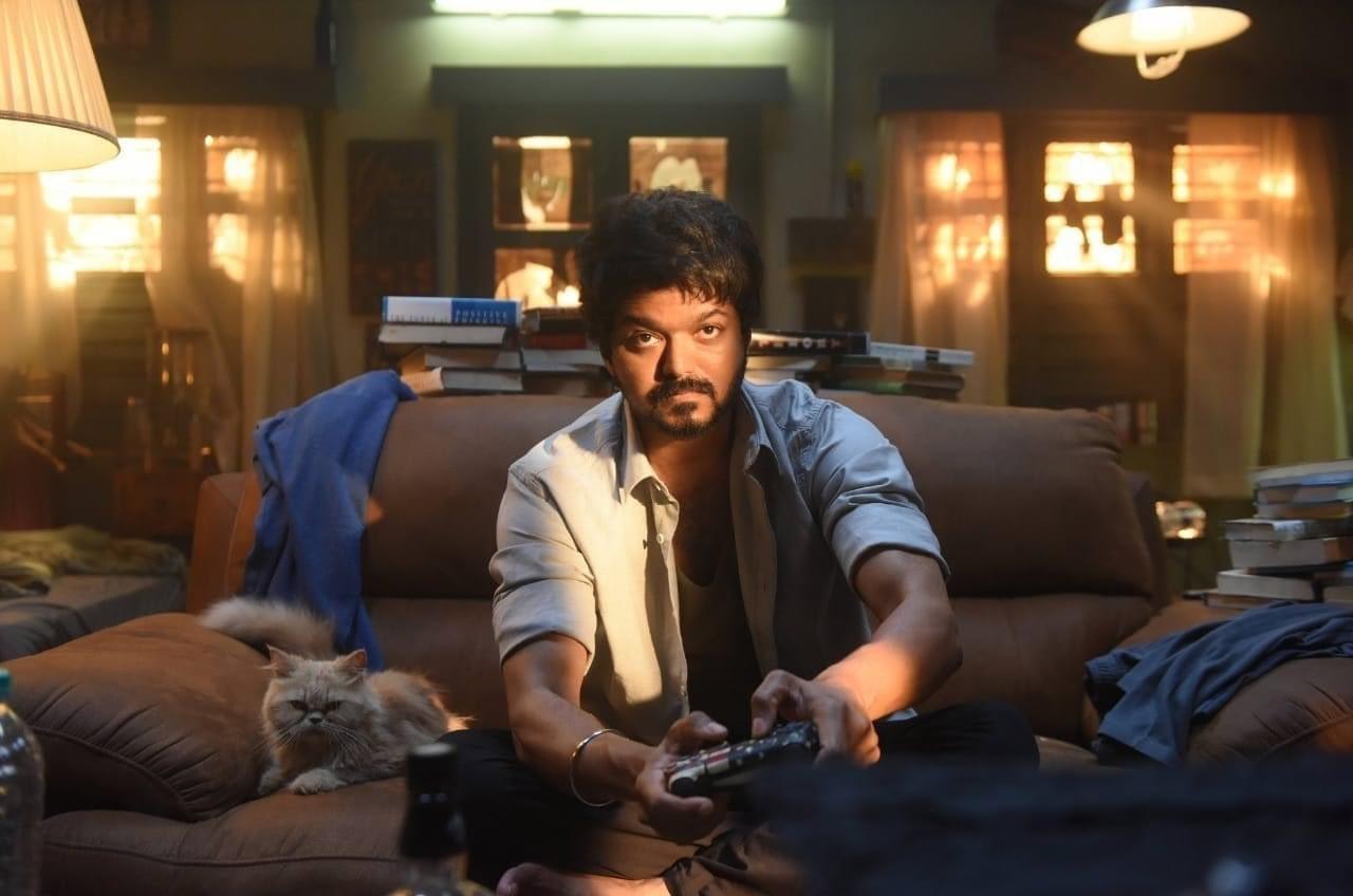Vijay in Master 1