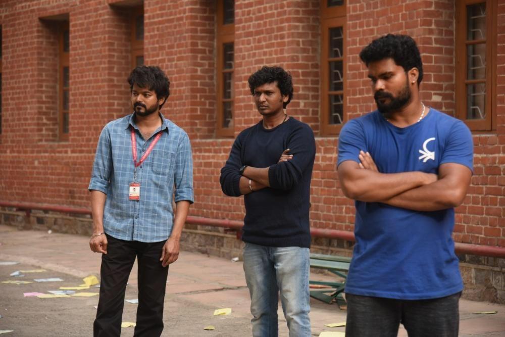Vijay in Master 4