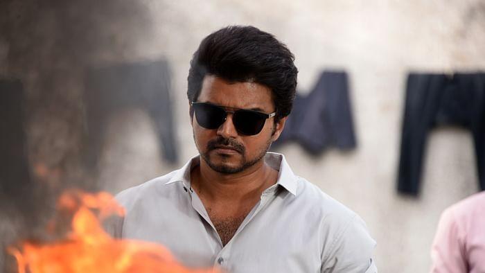 Vijay in Master 6