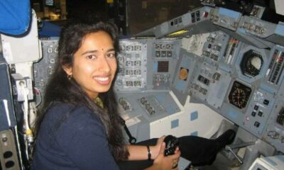 Indian origin women who leads NASA's operation Perseverance Rover