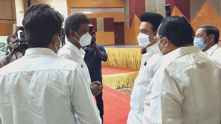 MK Stalin – Mahendran | Bhoomitoday